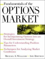 Cover of: Fundamentals of the options market |