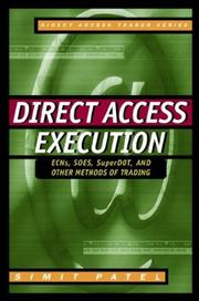 Cover of: Direct Access Execution | Simit Patel
