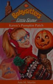 Karen's pumpkin patch