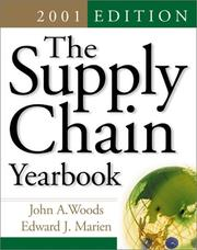 The Supply Chain Yearbook, 2001 Edition by John A. Woods, Edward J. Marien