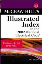 Cover of: McGraw-Hill's illustrated index to the 2002 National electrical code