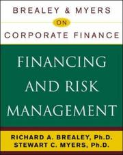 Cover of: Brealey & Myers on Corporate Finance