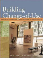 Cover of: Building Change of Use  | Dorothy A. Henehan