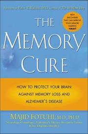 The Memory Cure by Majid Fotuhi