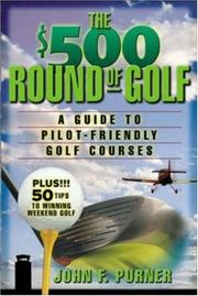 Cover of: The $500 round of golf |