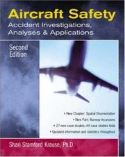 Aircraft Safety  by Shari Stanford Krause