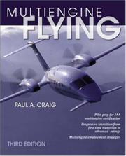Cover of: Multi-Engine Flying | Paul A. Craig