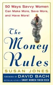 Cover of: The Money Rules