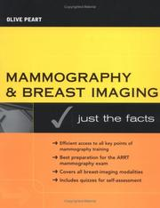 Cover of: Mammography and Breast Imaging | Olive Peart