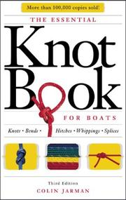Cover of: The Essential Knot Book  | Colin Jarman