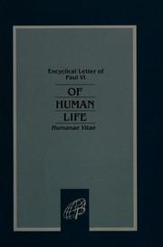 Of human life =
