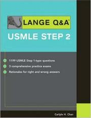 Cover of: Lange Q&A | Carlyle H. Chan