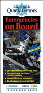 Emergencies on Board (Captains Quick Guides)