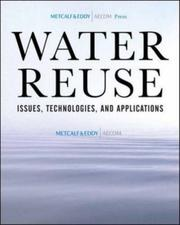 Cover of: Water Reuse