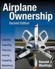 Cover of: Airplane Ownership | Ron Wanttaja