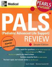Cover of: PALS review |