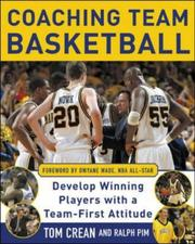 Cover of: Coaching Team Basketball | Tom Crean