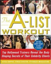 The A-List Workout by Alyssa Shaffer