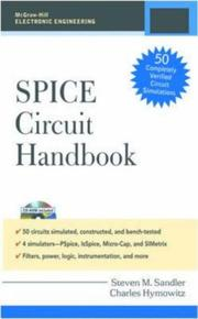 Cover of: SPICE Circuit Handbook