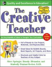 Cover of: The Creative Teacher (Mcgraw-Hill Teacher Resources) | Kimberly Persiani-Becker