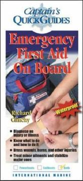Cover of: Emergency First Aid On Board (Captain's Quick Guides)