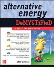 Cover of: Alternative Energy Demystified | Stan Gibilisco