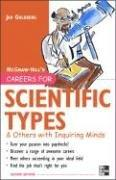 Cover of: Careers for Scientific Types & Others with Inquiring Minds