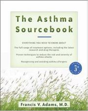 Cover of: The Asthma Sourcebook (Sourcebooks) | Francis V. Adams