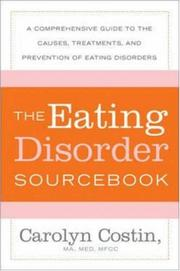 Cover of: The Eating Disorders Sourcebook (Sourcebooks)