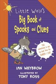 Cover of: Little Wolf's Big Book of Spooks and Clues (Little Wolf)
