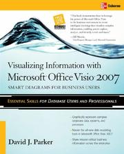 Cover of: Visualizing Information with Microsoft® Office Visio® 2007