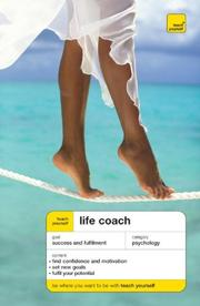 Cover of: Teach Yourself Life Coach (Teach Yourself) | Jeff Archer