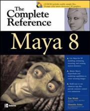 Cover of: Maya 8 | Tom Meade