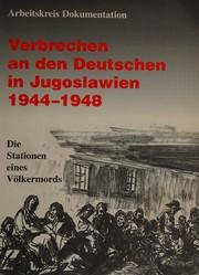 Verbrechen an den Deutschen in Jugoslawien
