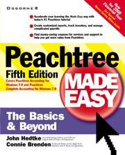 Cover of: Peachtree made easy