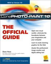 Cover of: Corel PhotoPaint(r) 10