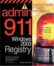 Cover of: Admin911 | Kathy Ivens