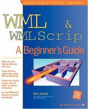 Cover of: WML & WMLScript | Kris A. Jamsa