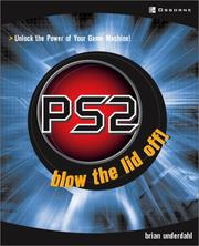 Cover of: PS2 | Brian Underdahl