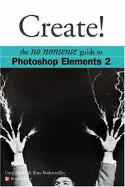 Cover of: Create! | Greg Simsic