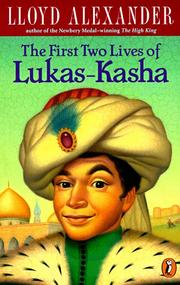 Cover of: The first two lives of Lukas-Kasha