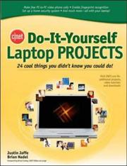 Cover of: CNET Do-It-Yourself Laptop Projects | Justin Jaffe