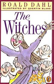 Cover of: The witches | Roald Dahl