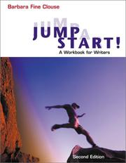 Cover of: Jumpstart! A Workbook for Writers