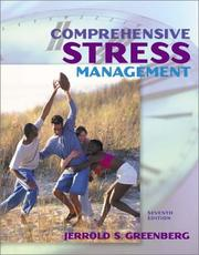 Comprehensive stress management by Jerrold S. Greenberg