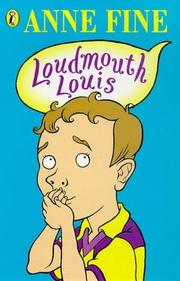 Cover of: Loudmouth Louis