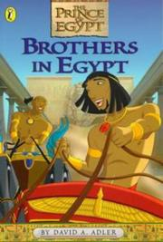 Cover of: The Prince of Egypt Brother in Egypt (Prince of Egypt)