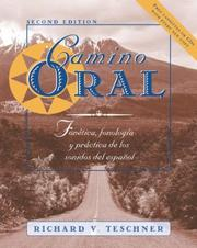 Camino oral by Richard V. Teschner