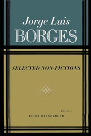Cover of: Borges | Jorge Luis Borges