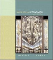 Managerial economics open library managerial economics by s charles maurice charles w smithson fandeluxe Choice Image